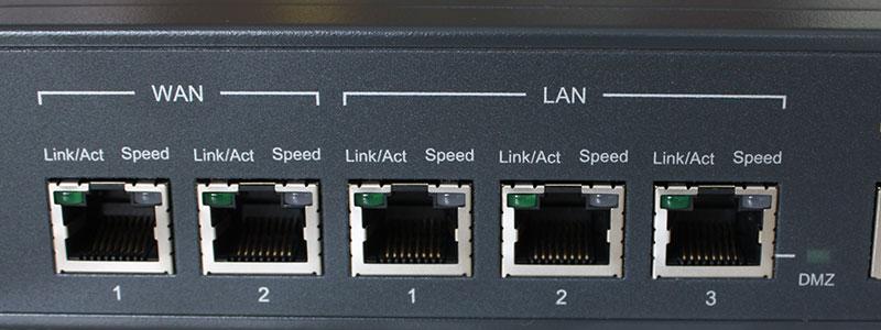 Dual WAN Router von TP-Link