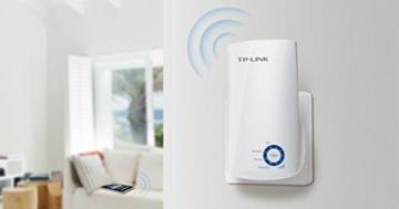 TP-Link TL-WA850RE(DE) WLAN Repeater (Deutsche Version, 300Mbit/s, WPS) weiß - 2