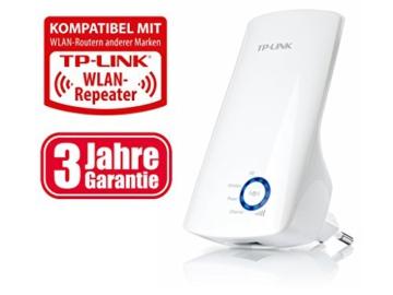 TP-Link TL-WA850RE(DE) WLAN Repeater (Deutsche Version, 300Mbit/s, WPS) weiß - 3
