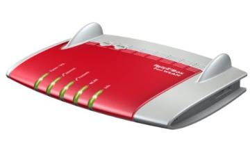 AVM FRITZ!Box 7360 Wlan Router (VDSL/ADSL, 300 Mbit/s, DECT-Basis, Media Server) - 1