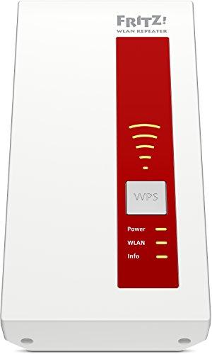 AVM FRITZ!WLAN Repeater 1160 (Dual-WLAN AC + N bis zu 866 MBit/s 5 GHz + 300 MBit/s 2,4 GHz) - 2