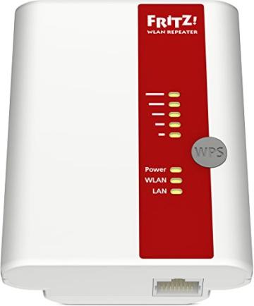 AVM FRITZ!WLAN Repeater 450E (450 MBit/s, Gigabit LAN, WPA2) - 2