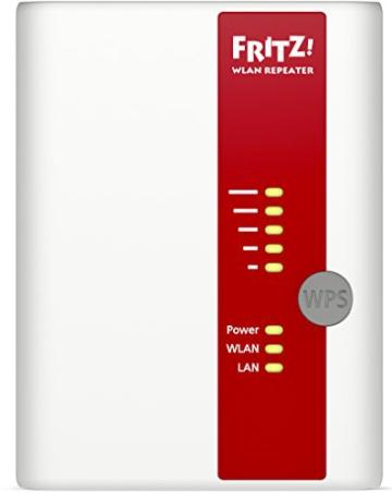 AVM FRITZ!WLAN Repeater 450E (450 MBit/s, Gigabit LAN, WPA2) - 3