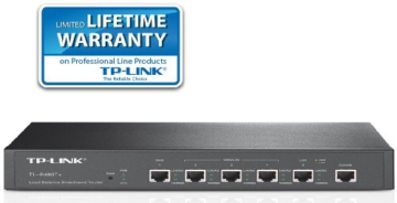 TP-Link TL-R480T+ Load Balancing-Breitbandrouter (5-Port) - 3