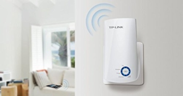 TP-Link TL-WA850RE(DE) WLAN Repeater (Deutsche Version, 300Mbit/s, WPS) weiß - 2